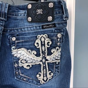 Miss Me Bootcut Jeans. Size 30